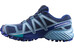 Salomon Speedcross 4 GTX Trailrunning Shoes Women blue depth/blue gum/blue yonder